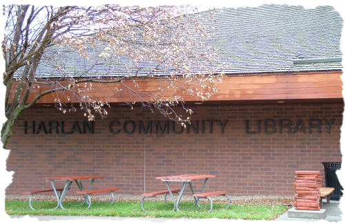 Harlan Community LIbrary